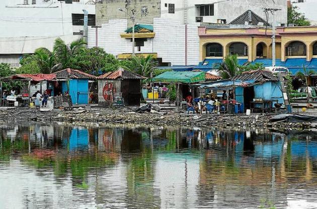 Puerto Duro en junio de 2005.
