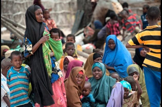Cólera en Somalia
