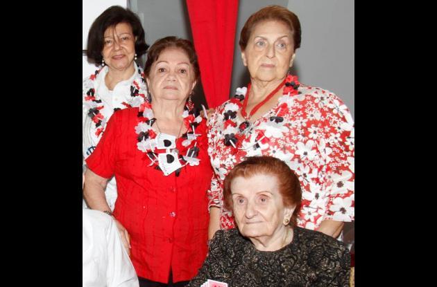 Cumpleaños de Rita García de Ricardo