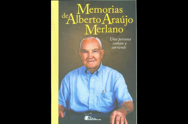 Libro: Memorias de Alberto Araújo Merlano