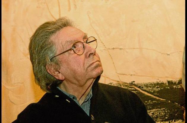 Antoni Tàpies.