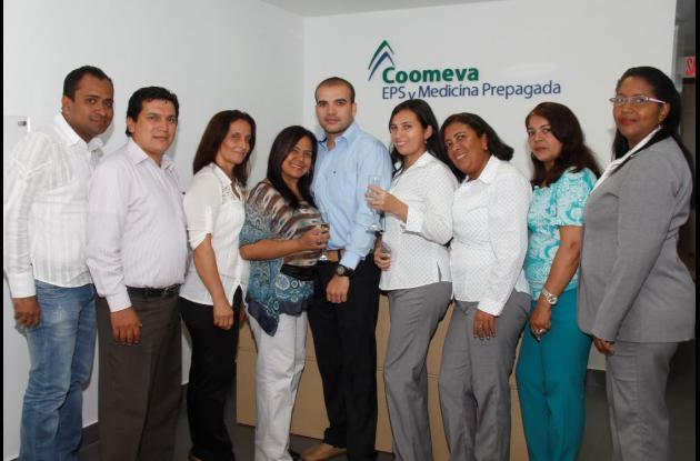 Nueva sede administrativa inauguró Coomeva.