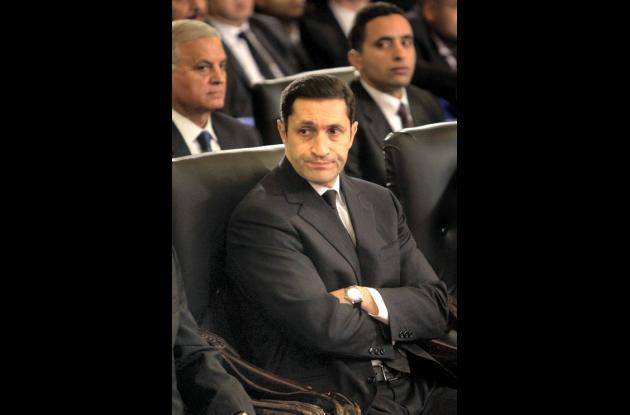 Alaa Mubarak