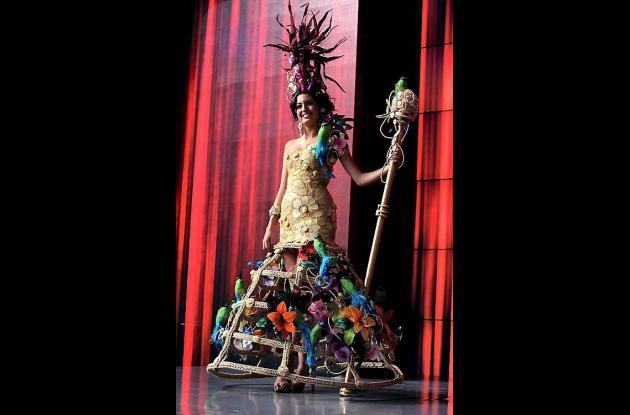 Cauca y Valle ganaron el mejor traje artesanal