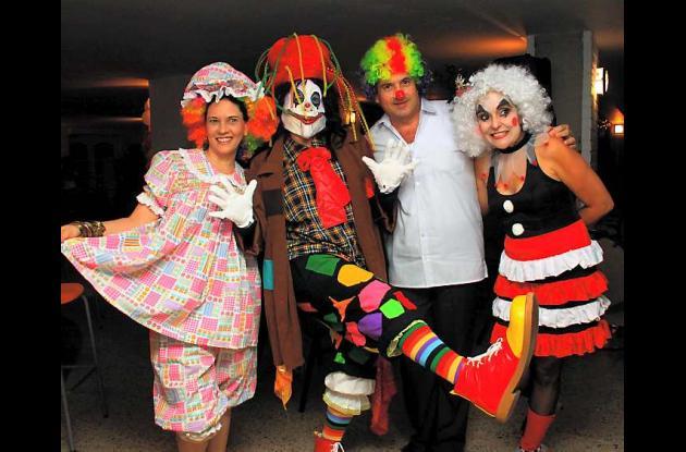 Club Cartagena se prepara para su fiesta novembrina
