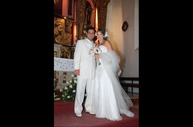 Rafael Ceballos Leguizamo y Elena Barbosa Méndez.