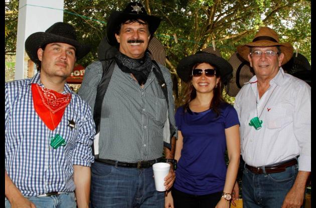 Cumpleaños de Horacio Del Castillo y Margarita De Brigard