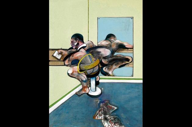 Obra de Francis Bacon.