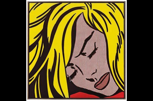 Obra de Andy Warhol.