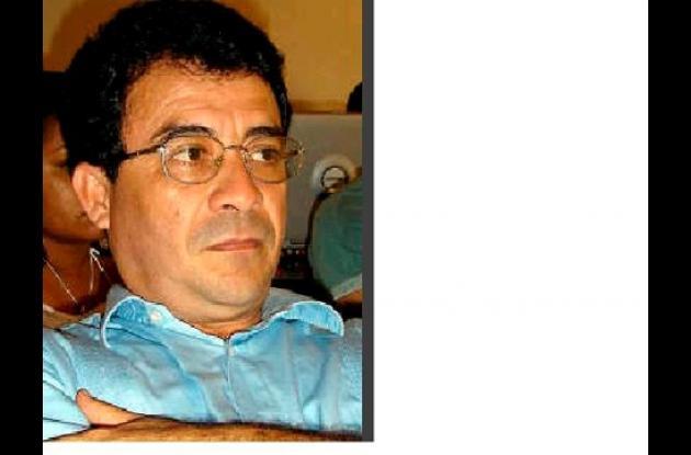 Amer Bayuelo, ex alcalde de El Carmen.