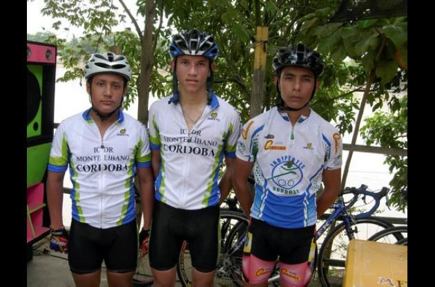 Carlos Vásquez es la sensación en los Campeonatos Departamentales de Ciclismo