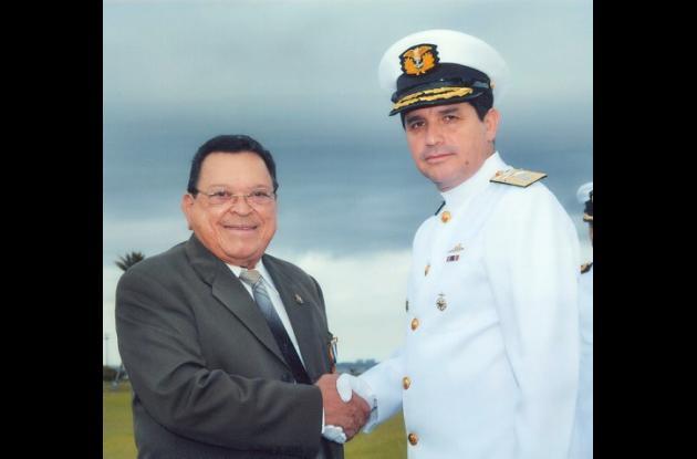 Reconocimiento a Alfonso Osorio Rico