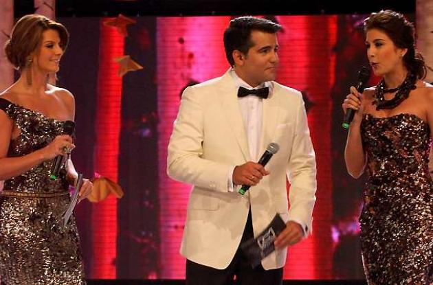 Carlos Calero ha sido el presentador de los eventos principales del Concurso Nac
