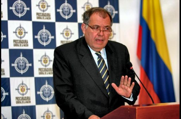 Alejandro Ordoñez Maldonado