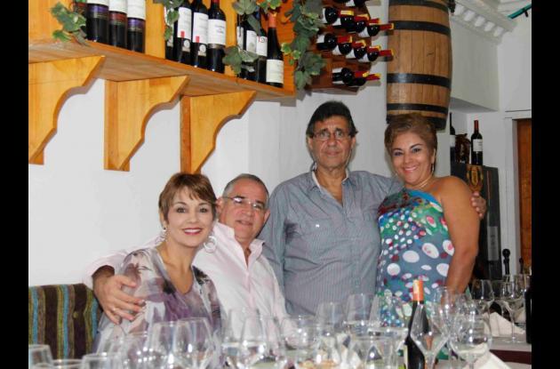 Cata de vinos en la Cava de Dany