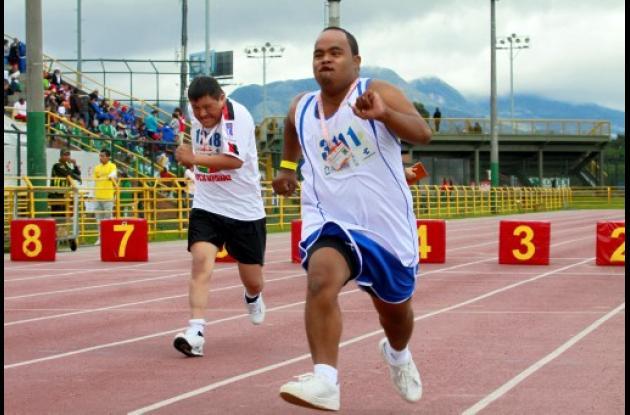 Olimpiada Especial Fides 2011