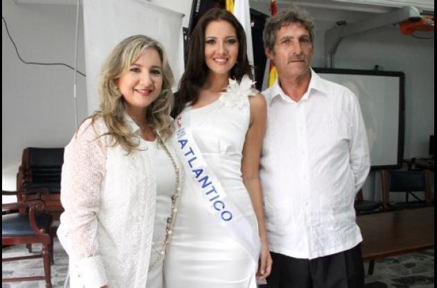 Daniella Álvarez, Señorita Atlántico 2011.