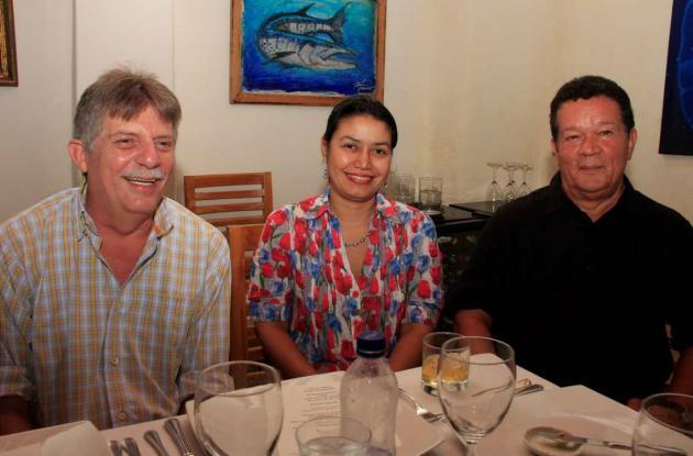 Almuerzo para columnistas de El Universal