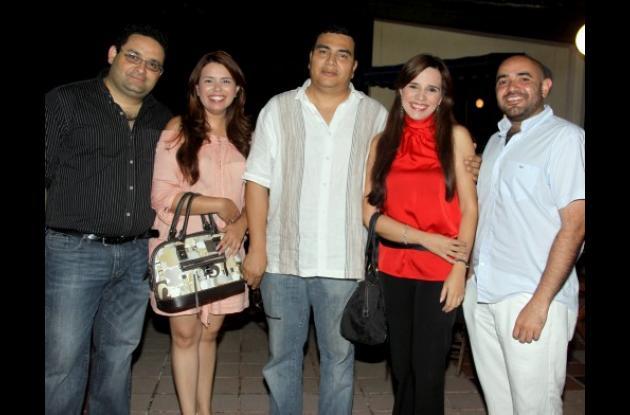 Gracias a Dios es Viernes, en el Club Cartagena