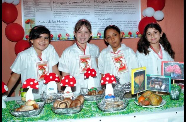 Expociencias 2011 en el Colegio El Carmelo