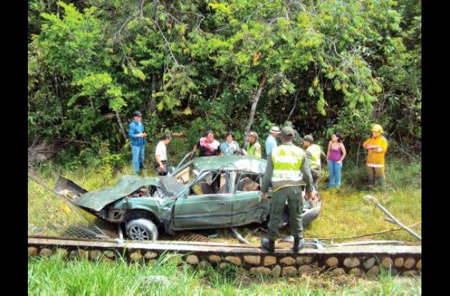 Accidentes en plan retorno