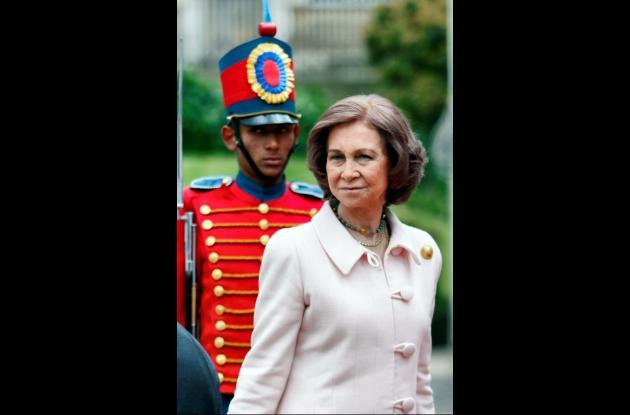 Reina de España, Doña Sofía de Grecia