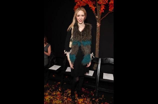 La élite neoyorkina en en la Semana de la Moda