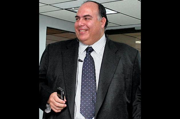 ex embajador José Fernando Bautista