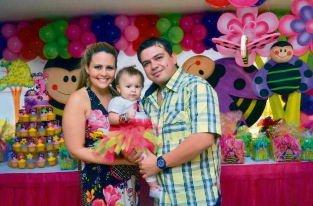 Cumpleaños de Alejandra Martínez