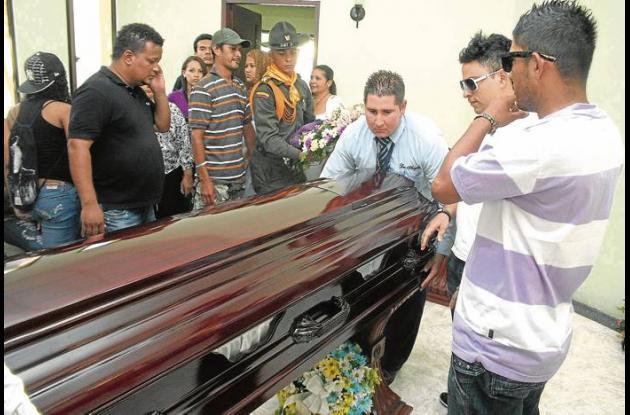 Al 'Saya' le harán un homenaje póstumo en Sincelejo. Su familia en Cartagena esp