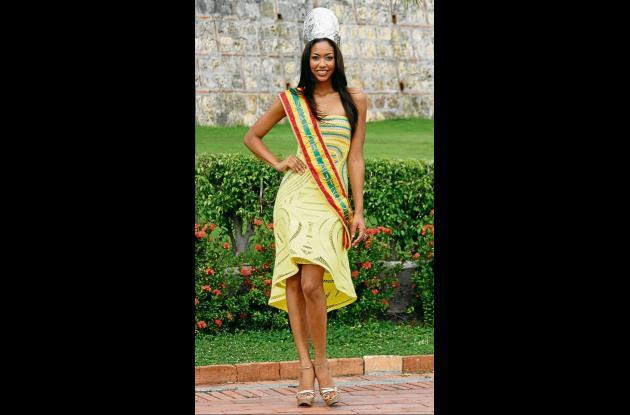 Elida Castro, Señorita Cartagena