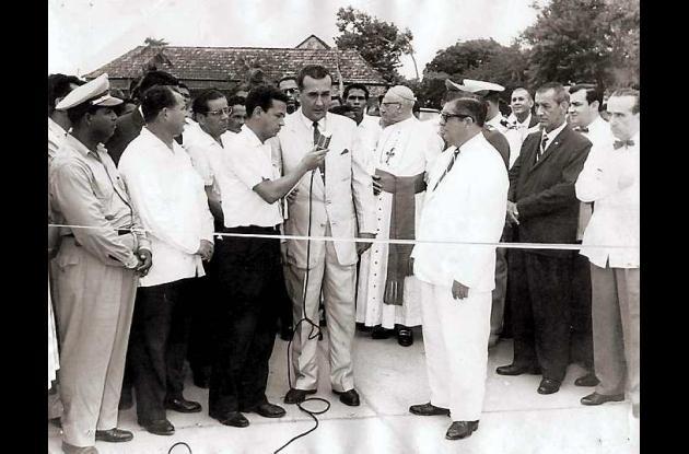 Papá Mon impulsó la construcción de la Avenida Pedro de Heredia