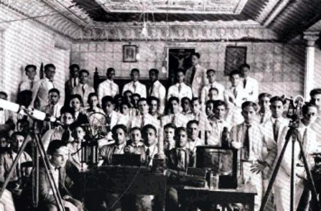 1926: Colegio Universitario San Pedro Claver.
