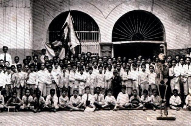 Colegio Universitario San Pedro Claver. 1926.
