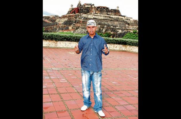 John Jairo Sayas Díaz, el 'Sayayín'.
