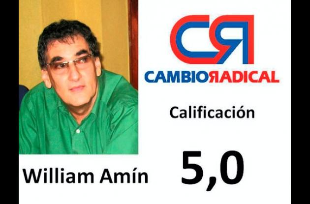 william Amín