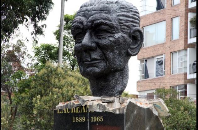 Monumento a Laureano Gómez