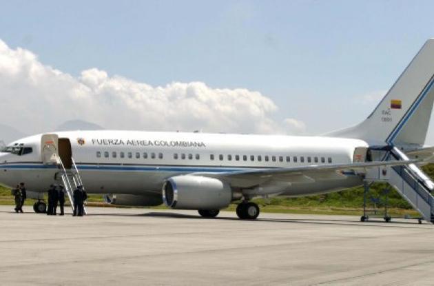 Avión FAC