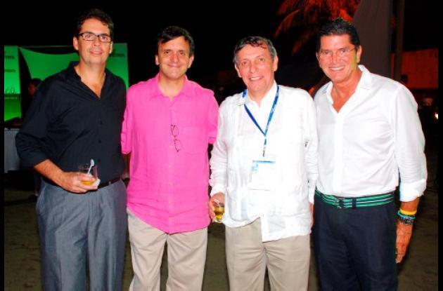 Fiesta a participantes en Congreso de Naturgas