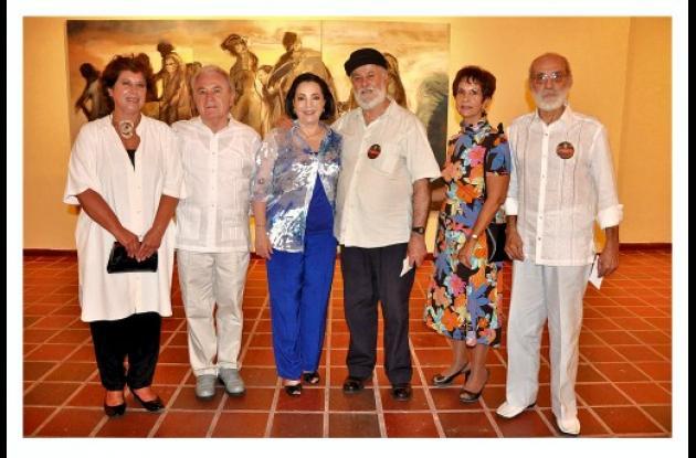 Aniversario del Museo Bolivariano de Santa Marta