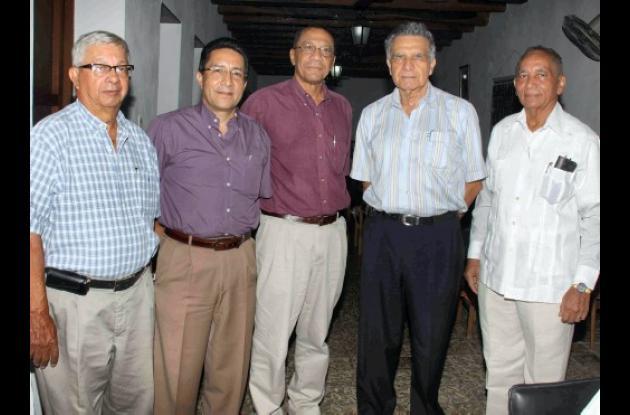 Conferencia dictada por Benjamín Blanco