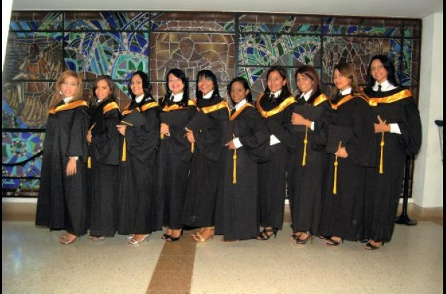 Grados de la Universidad San Buenaventura