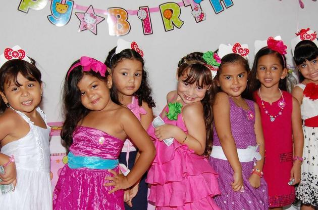 Cumpleaños de Gabriela Vélez