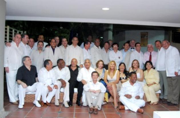 Encuentro de ex alumnos de la Universidad de Cartagena