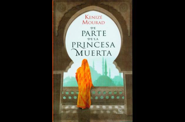 Libro: De parte de la Princesa muerta.