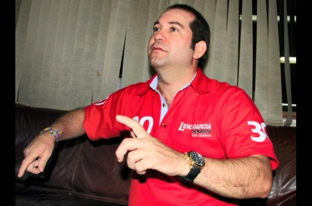Lidio García