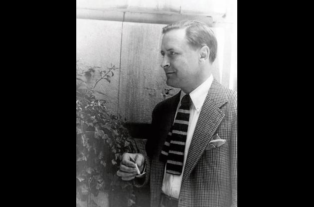 """Francis Scott Fitzgerald, autor de """"El gran Gatsby""""."""
