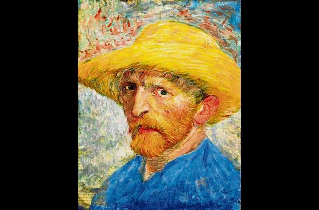 Vincent Van Gogh. Autoretrato.