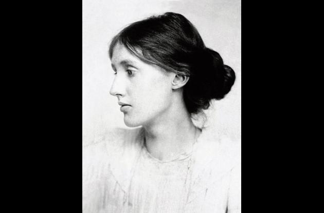 Virginia Woolf, la mejor escritora inglesa de la primera mitad del siglo XX.
