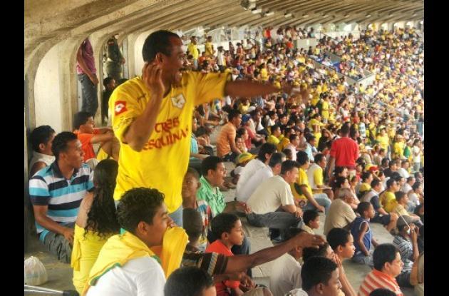 La situación del Real en la parte económina es difícil. Sin embargo, la afición espera que el equipo supere todas sus limitaciones y pueda mantenerse en el fútbol grande de Colombia.